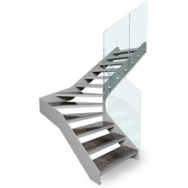 scale a giorno in ferro