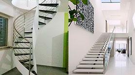 scale per interni salvaspazio design